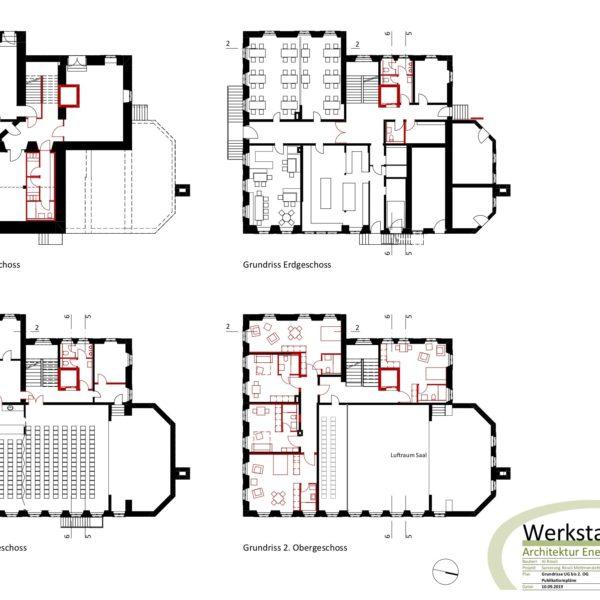 Bauplan 2